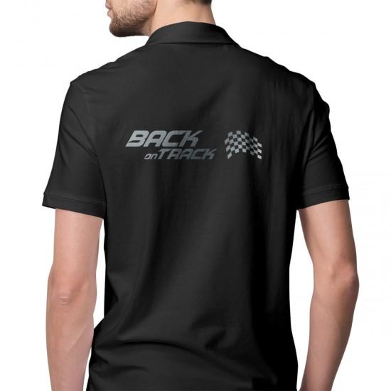 Motorsport Fan Polo - BACK ON TRACK - REFLECTION SERIES