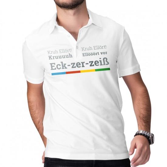 Maritimes Urlaubs Kreuzfahrt T-Shirt - Kruh Ellört in klassischen Farben - REFLECTION SERIES