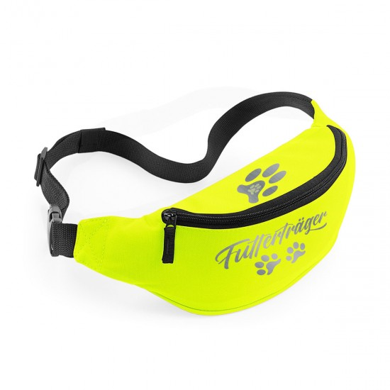 Doggy Bag, Dog Bag, Crossbody Bag, Fanny Pack Dog, FEEDBAG - REFLECTION SERIES