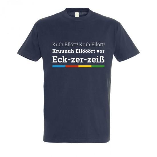 Maritimes Urlaubs Kreuzfahrt T-Shirt - Kruh Ellört in klassischen Farben