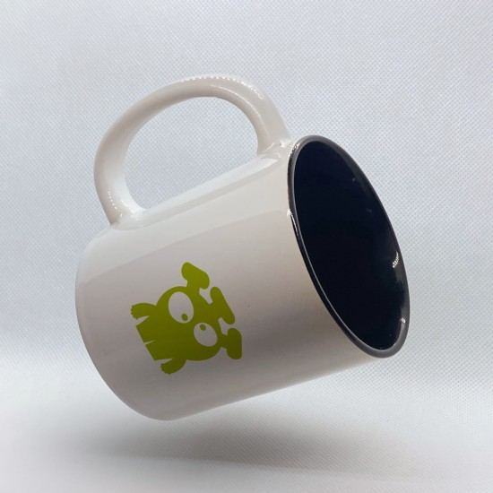 Funny mug printed with motif Favorite Monster