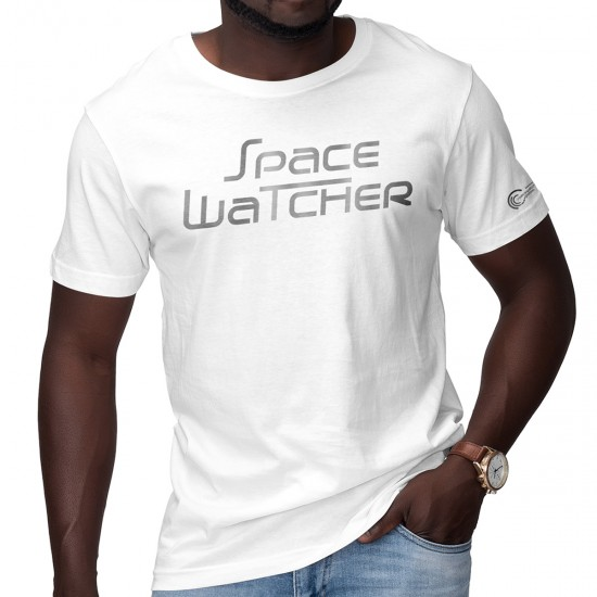 spacewatch.global reflective FAN-Shirt SpaceWatcher - REFLECTION SERIES